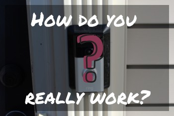 How Does A Video Doorbell Work? - The Security Camera Guy
